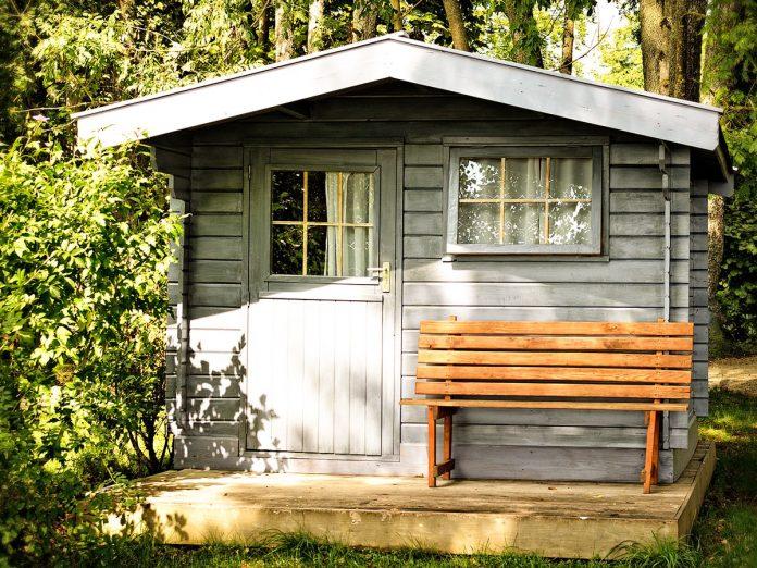 Immoextra Gartenhaus
