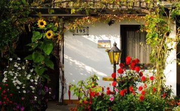 Vorschriften in einer Kleingartensiedlung